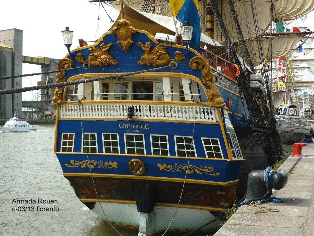 Souvenirs Armada de Rouen 2013 : Götheborg dans Moments p1010093b