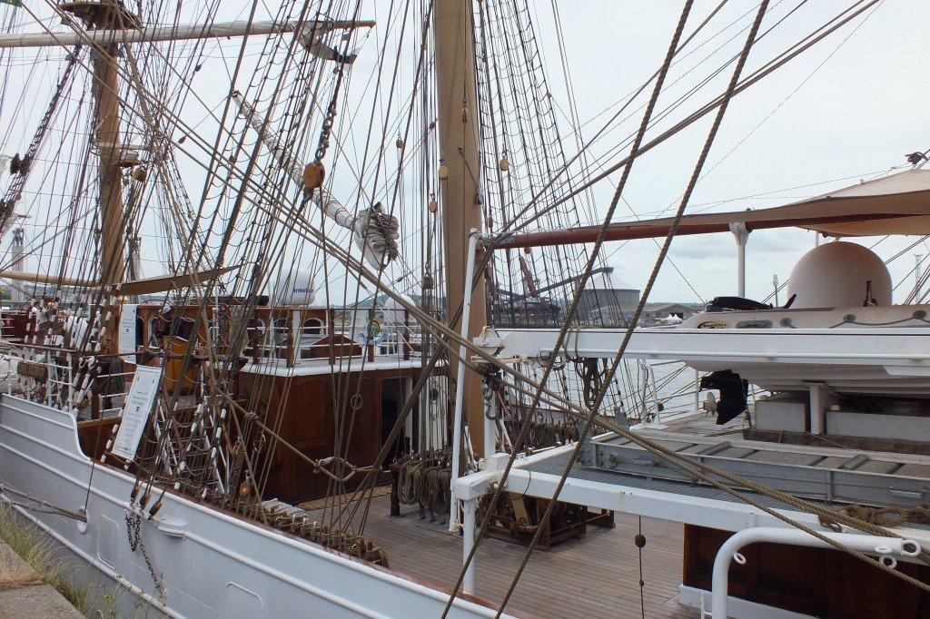 Souvenirs Armada de Rouen 2013 : Cisne Branco dans Moments dscf0137